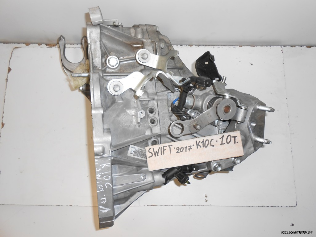 ΣΑΣΜΑΝ SUZUKI SWIFT TOY 2017 1 0TURBO , K10C - € 1 - Car gr