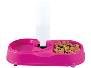 e0c800a336a8 Θήκη ταΐστρα φαγητού και νερού για τα κατοικίδια σας