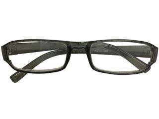 1ebc1fc65d Lifetime Vision Unisex Γυαλιά Πρεσβυωπίας Διαβάσματος με Λεπτό Διάφανο Γκρι  σκελετό και βαθμό +2.50