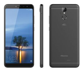 "Hisense F24 Infinity 4G LTE (Dual SIM) 5.99"" Android 7.0 144..."