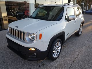 Jeep Renegade 1.4 MULTIAIR 170HP LIMITED 4WD