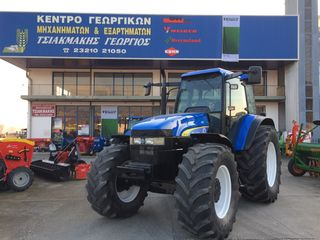 New Holland  NEW HOLLAND TM165
