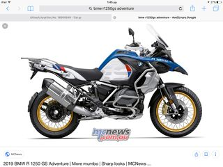 Bmw R 1200 GS Adventure 1250GS