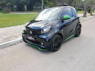 Smart ForTwo Electric Brabus Greenflash
