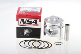 Πιστόνι Piston Suzuki GN125cc 57.00mm / 57.50mm / 58.00mm Japan.