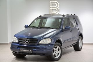 Mercedes-Benz ML 320 AUTOMATIC AUTOBESIKOS