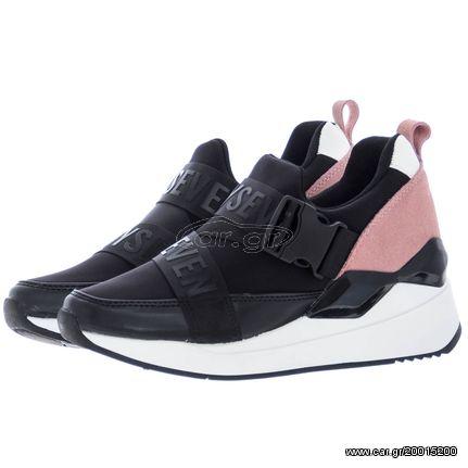 7fa43447c0d Γυναικεία Casual Παπούτσια Sixtyseven 79874 Suede Textile Black Pink Παλιά  Σχεδίαση. Previous