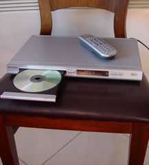 Philips DVP 3040 DVD