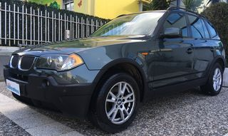 Bmw X3 EXCLUSIVE AUTOMATIC ΠΡΟΣΦΟΡΑ'