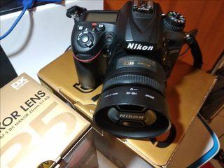 4f862f1faa Nikon D7200 Body + Nikon AF-S DX Nikkor 35mm f 1.8G