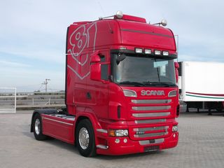 Scania  R-560 EURO 5 FULL FUSKA