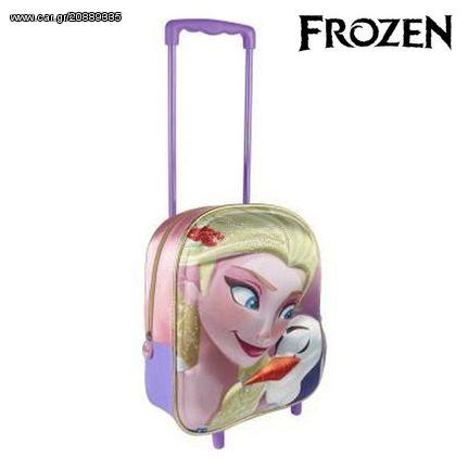 1c43fff84b7 Σχολική Τσάντα 3D με Ρόδες Frozen 8065 - € 45 EUR - Car.gr