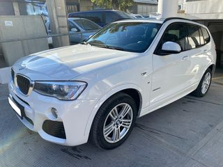 Bmw X3 M-PACK FULL EXTRA-ελληνικο!!!