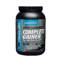 LAMBERTS ΣΥΜΠΛΗΡΩΜΑ ΔΙΑΤΡΟΦΗΣ PERFORMANCE COMPLETE GAINER + NATURAL OLIVE OIL 1816GR