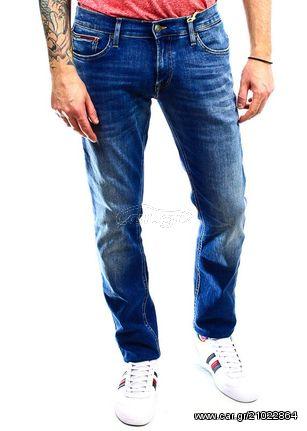 8eaada0155 Ανδρικό Τζιν Παντελόνι Tommy Hilfiger Slim Scanton Blue - € 82 EUR ...