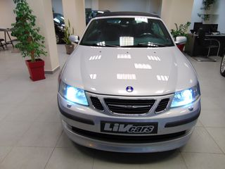 Saab 9-3 AERO TURBO 210 PS!!LIVCARS!!