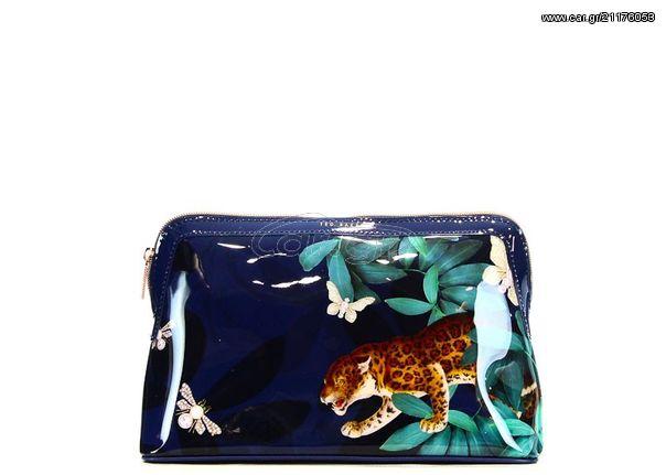db2d7287c3 Γυναικείο Νεσεσέρ Ted Baker Libert Houdinii Makeup Bag Navy - € 32 ...
