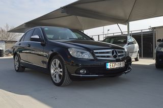 Mercedes-Benz C 180 1.8 KOMPRESSOR BlueEFFICIENCY