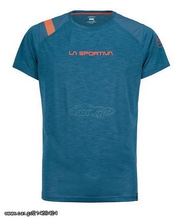 4168d4295b21 Ανδρικό T-shirt La Sportiva Van TX Top Lake   Lake   LS-H63607607 1 Παλιά  Σχεδίαση