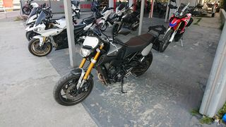 Yamaha MT-09 TRACKER
