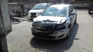 Opel Astra COSMO FULL EXTRA  CLIMA δερμα