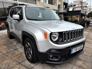 Jeep Renegade LONGITUDE DDCT ΚΑΙΝΟΥΡΓΙΟ ΝΕW