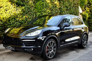 Porsche Cayenne TURBO-FACELIF-PANORAMA-F.EXTRA