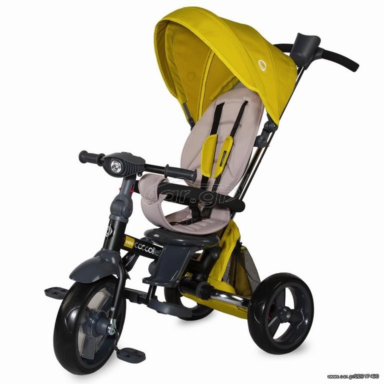 98662837fcb Smart Baby Ποδηλατάκι Τρίκυκλο Coccolle Velo Eva Mustard 339012540 - € 99  EUR - Car.gr
