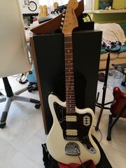 Fender Jaguar HH Olympic White