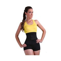 Ζώνη εφίδρωσης Instant Training  1289HS - HOT SHAPERS