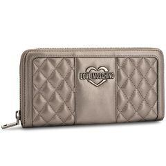 5a9dd0031c Love Moschino Γυναικείο πορτοφόλι JC5512PP16LB0910 Peltro