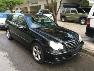 Mercedes-Benz C 200 Avantgarde Aυτόματο Command