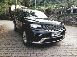 Jeep Grand Cherokee SUMMIT #PANORAMA #Thes/niki#