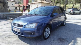Ford Focus 1.6 GHIA TI-VCT 125PS