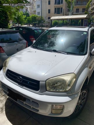 3174b2de47 Toyota RAV 4  03 - € 3.000 EUR - Car.gr