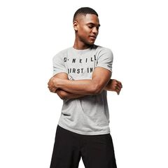 Last Out Tees ONEILL Mens Lm First In