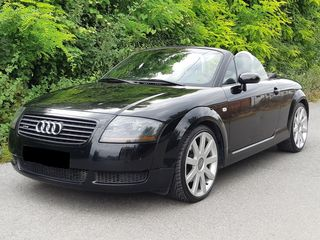 Audi TT 1.8TURBO QUATTRO 225PS