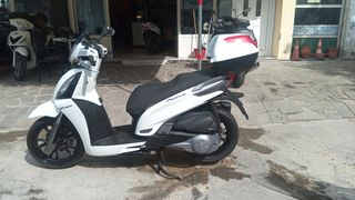 Kymco People GTi Moto Billis
