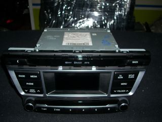 RADIO CD HYUNDAI I20