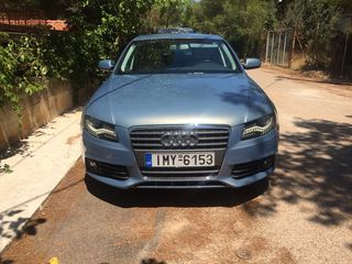 Audi A4 2.0 TFSI 211 PS   multitronic
