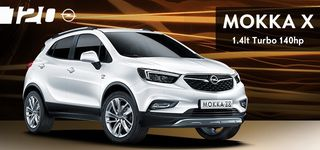 Opel Mokka X 1.4 TURBO 140 PS 120 EDITION