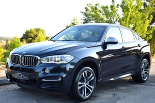 Bmw X6 M50 M SPORT-381HP-HEAD UP-ΟΡΟΦΗ-20