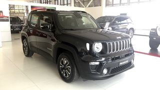 Jeep Renegade LONGITUDE 1.3 AUTO 150 Hp