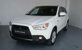 Mitsubishi Asx 1.8 150hp INTRO EDITION