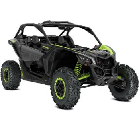 CAN-AM  MAVERICK X DS TURBO RR NEW