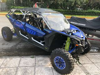 CAN-AM  MAVERICK MAX X RS TURBO RR NEW
