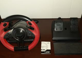 speedlink trailblazer racing wheel pc,ps3,ps4,xbox one