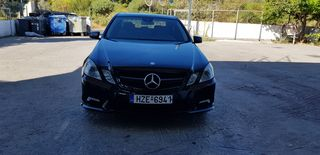 Mercedes-Benz E 300 AMG 205ps ΥΒΡΙΔΙΚΟ - DIESEL