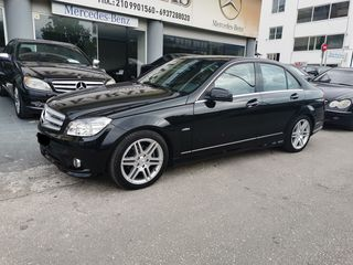 Mercedes-Benz C 200 *AMG SPORT PACKET*