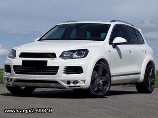 KIROS AERODYNAMIC KIT-WIDEBODY ΓΙΑ VW TOUAREG 7P (ΑΠΟ 04/2010)